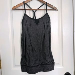 Lululemon No Limits bra top, tank top, size 6